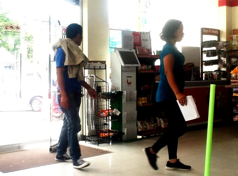 Convenience Store people in 3 hours