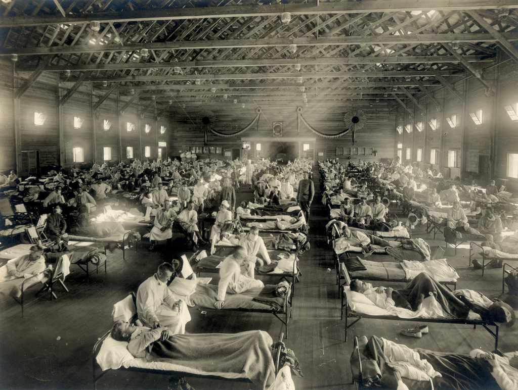 Pandemic Crisis Time Travel