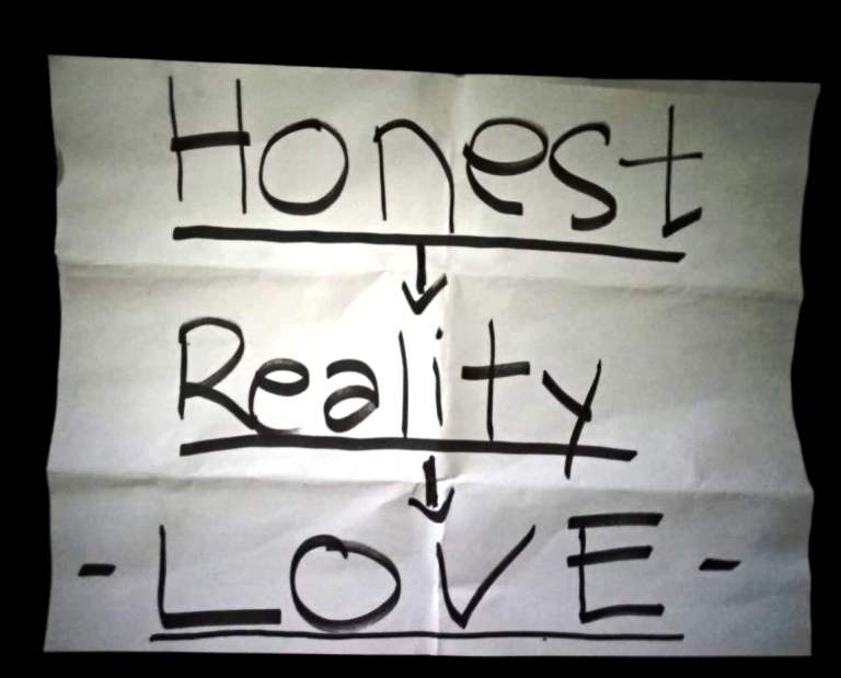 Honest Reality and Love